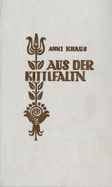 Aus der Kittlfaltn - Coverbild