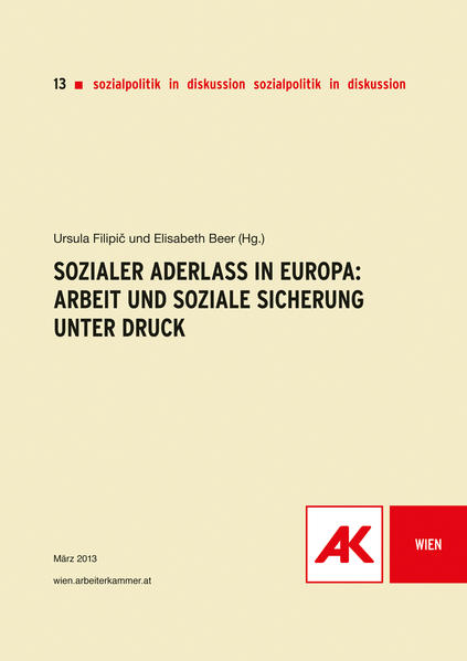 Sozialer Aderlass in Europa - Coverbild