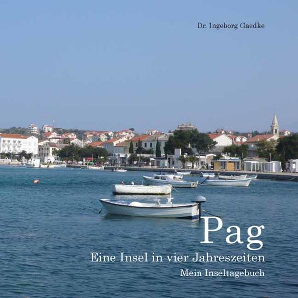 PAG Eine Insel in vier Jahreszeiten - Coverbild