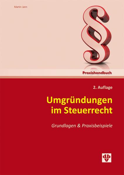 Umgründungen im Steuerrecht  2. Auflage - Coverbild