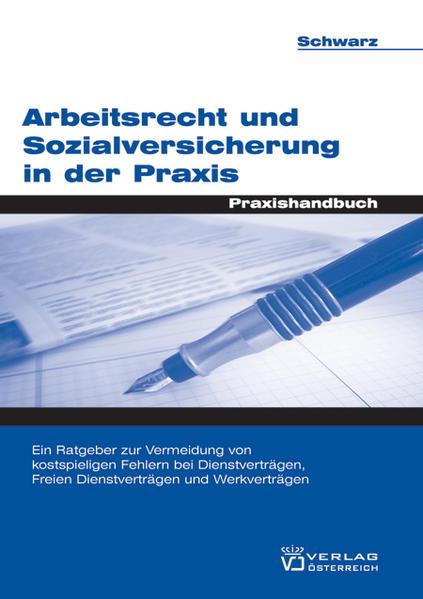 Arbeitsrecht und Sozialversicherung in der Praxis - Coverbild