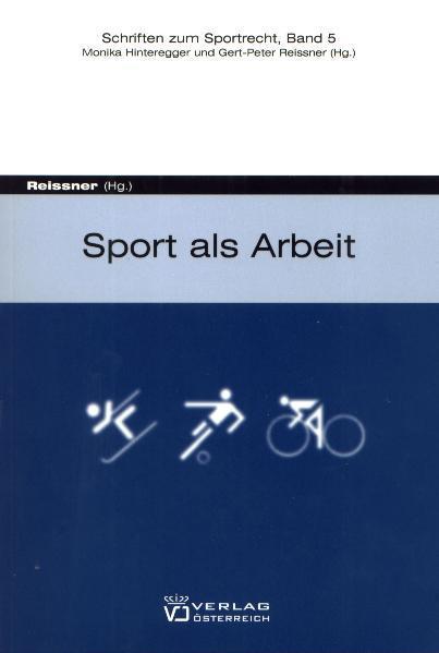 Sport als Arbeit - Coverbild