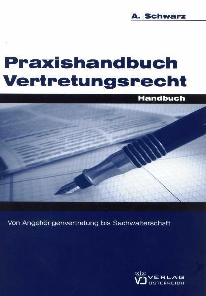 Praxishandbuch Vertretungsrecht - Coverbild