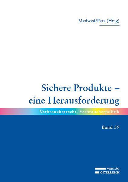 Sichere Produkte - eine Herausforderung - Coverbild