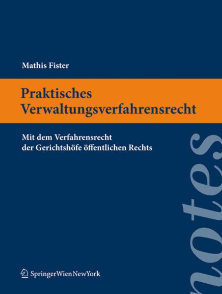 Praktisches Verwaltungsverfahrensrecht - Coverbild