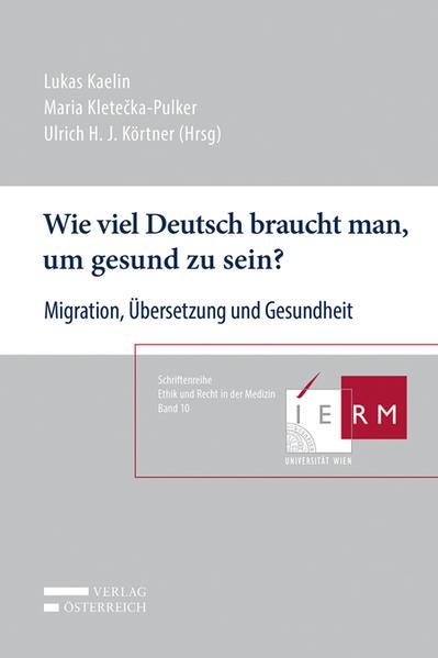 Wie viel Deutsch braucht man, um gesund zu sein? - Coverbild