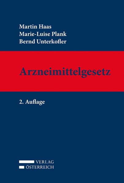 Arzneimittelgesetz - Coverbild