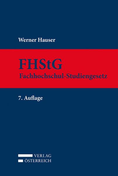 FHStG - Coverbild
