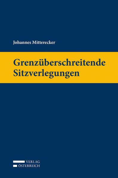 Grenzüberschreitende Sitzverlegungen - Coverbild