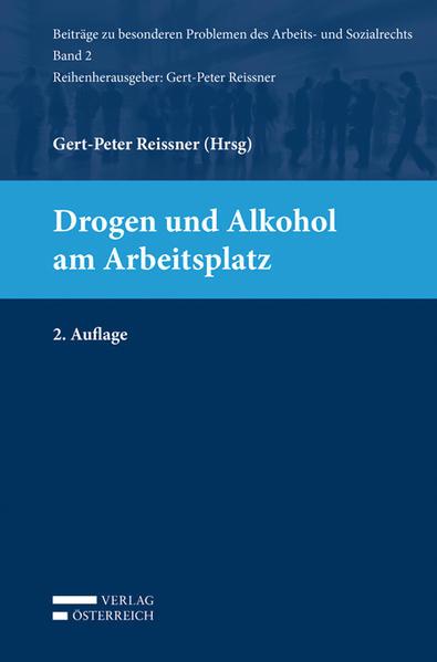 Drogen und Alkohol am Arbeitsplatz - Coverbild