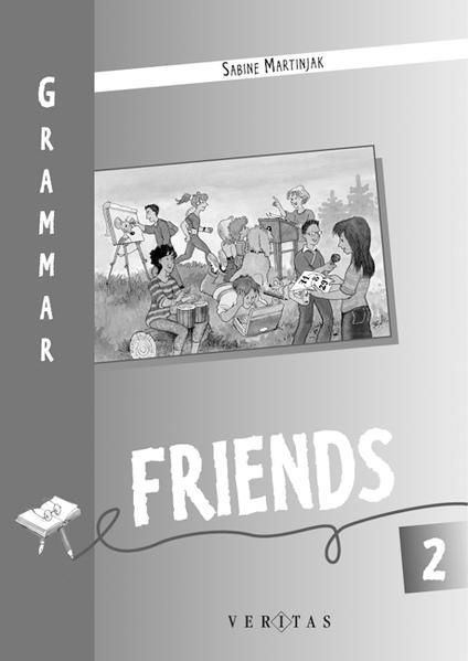 Friends 2. Grammar - Coverbild