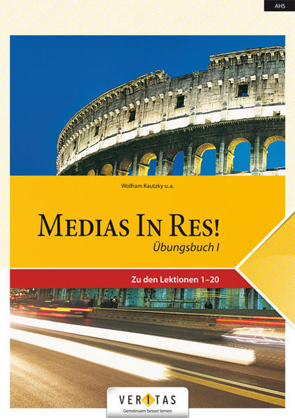 Medias in res! Übungsbuch 1 - Coverbild