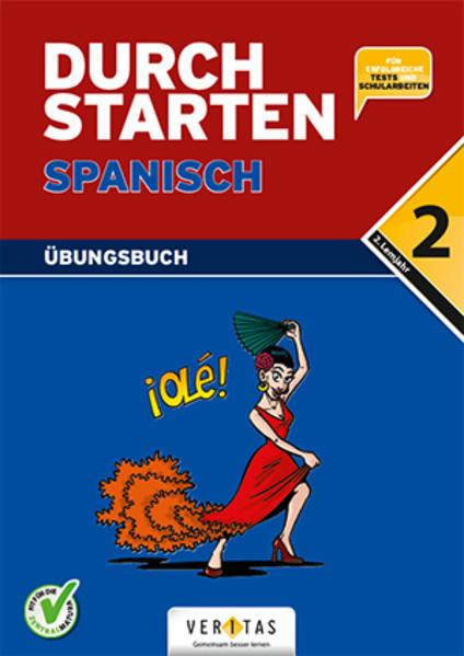 Durchstarten Spanisch - Coverbild
