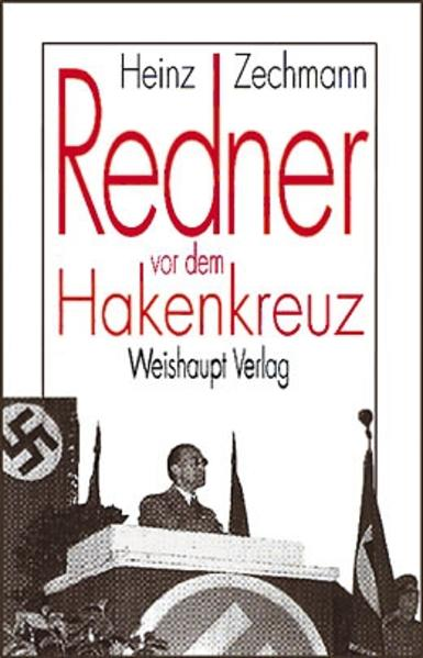 Redner vor dem Hakenkreuz - Coverbild