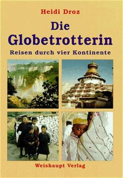 Die Globetrotterin - Coverbild