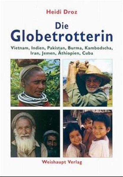 Die Globetrotterin - Coverbild