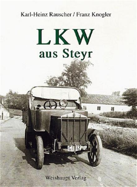 LKW aus Steyr - Coverbild