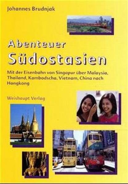 Abenteuer Südostasien - Coverbild