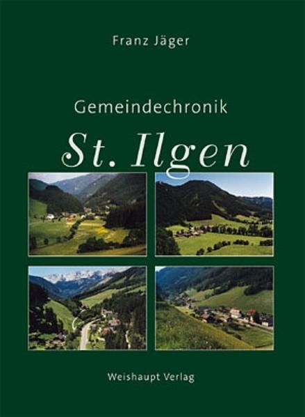 Gemeindechronik St.Ilgen - Coverbild