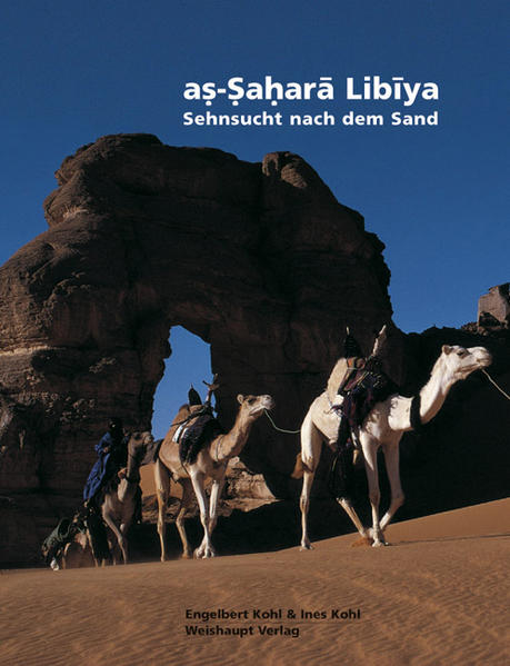 As-Sahara Libiya - Coverbild