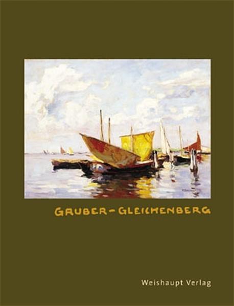 Franz Gruber-Gleichenberg - Coverbild