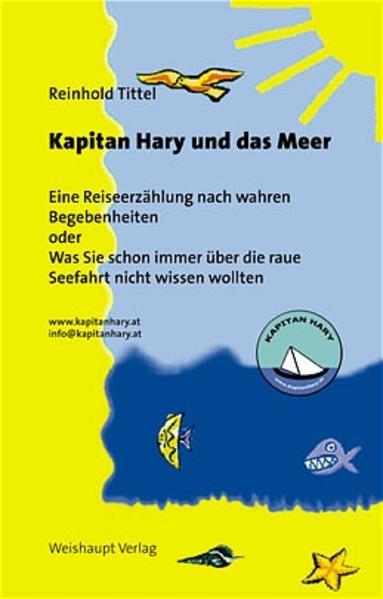 Kapitan Hary und das Meer - Coverbild