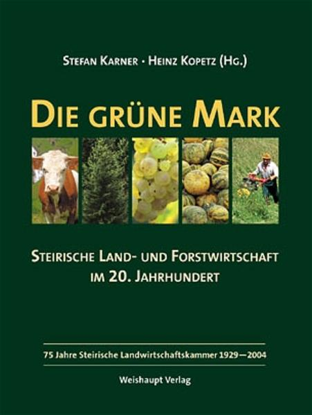 Die grüne Mark - Coverbild