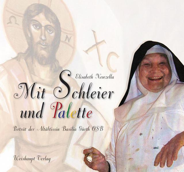 Mit Schleier und Palette - Coverbild