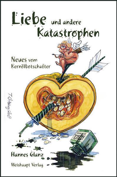 Liebe und andere Katastrophen - Coverbild