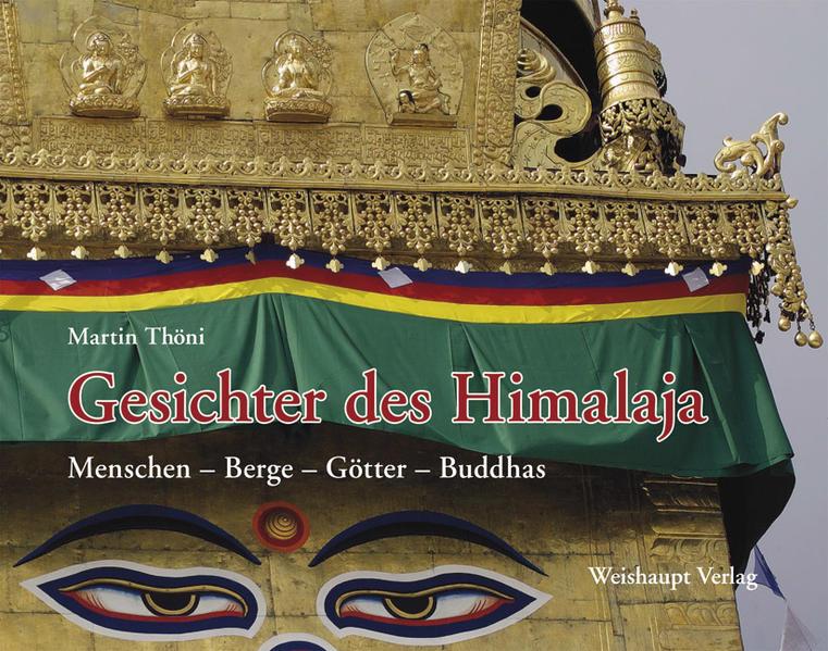 Gesichter des Himalaja - Coverbild