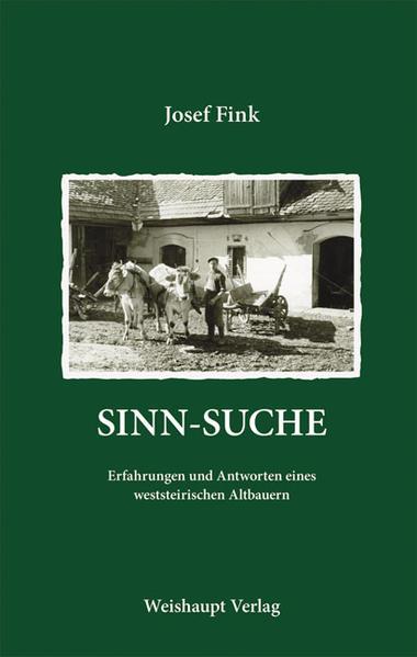 Sinn-Suche - Coverbild