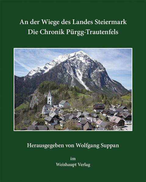 An der Wiege des Landes Steiermark - Coverbild