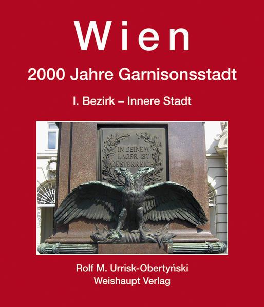Wien. 2000 Jahre Garnisonsstadt, Band 3 - Coverbild
