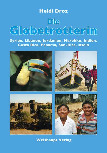 Die Globetrotterin (Band 3) - Coverbild