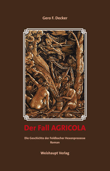 Der Fall AGRICOLA - Coverbild