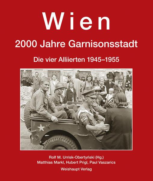 Wien. 2000 Jahre Garnisonsstadt, Band 6 - Coverbild