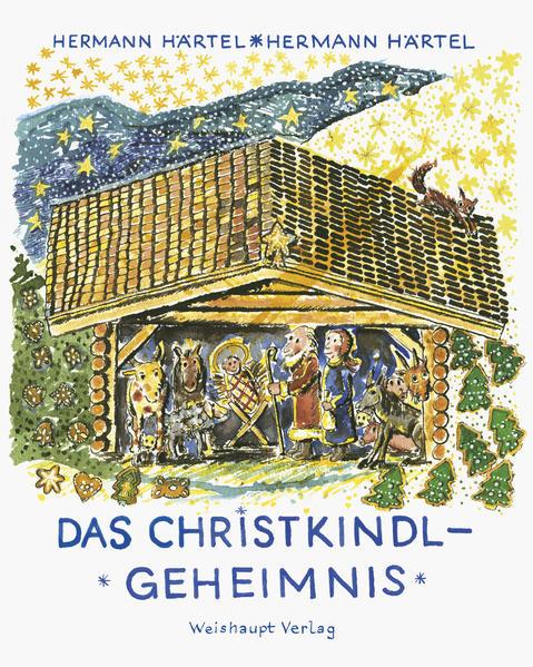 Das Christkindl-Geheimnis - Coverbild