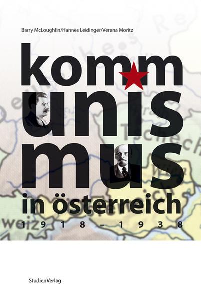 Kommunismus in Österreich 1918-1938 - Coverbild