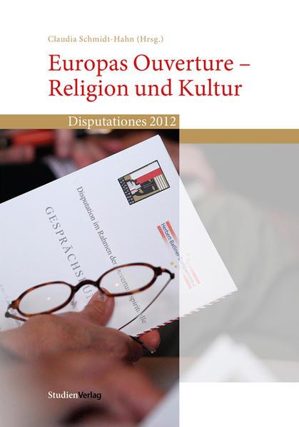 Europas Ouverture – Religion und Kultur - Coverbild