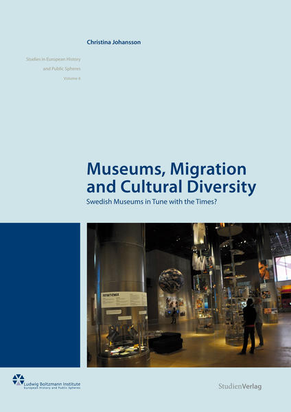 Museums, Migration and Cultural Diversity - Coverbild