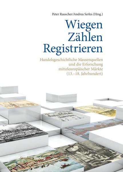 Wiegen – Zählen – Registrieren - Coverbild