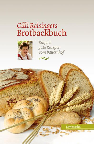 Cilli Reisingers Brotbackbuch - Coverbild