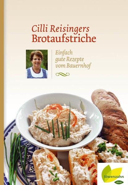Cilli Reisingers Brotaufstriche - Coverbild
