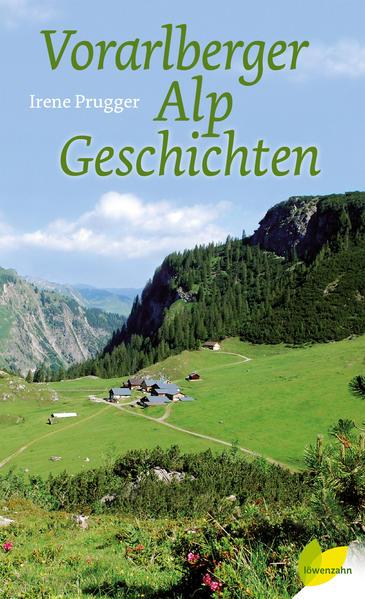 Vorarlberger Alpgeschichten - Coverbild