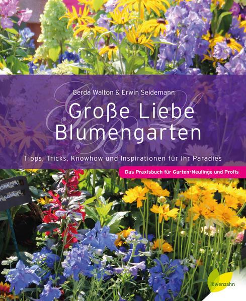 Große Liebe Blumengarten - Coverbild