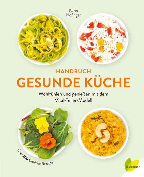 Handbuch Gesunde Küche - Coverbild