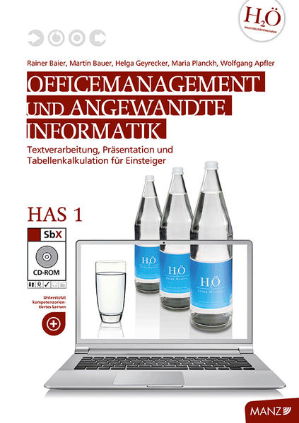 Officemanagement & Angewandte Informatik HAS 1 - Coverbild