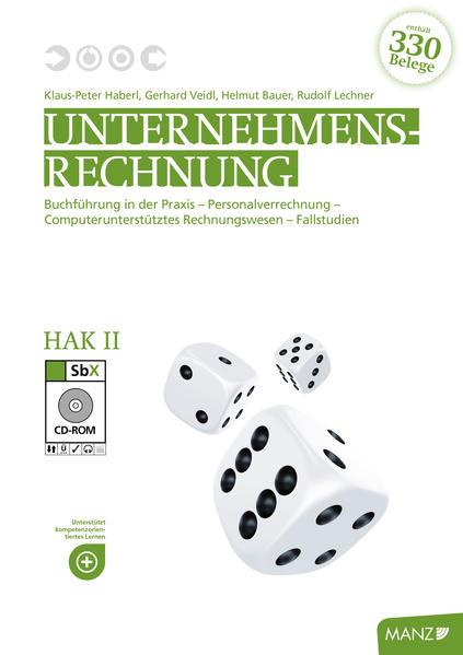 Unternehmensrechnung HAK II, Teacher's Guide - Coverbild