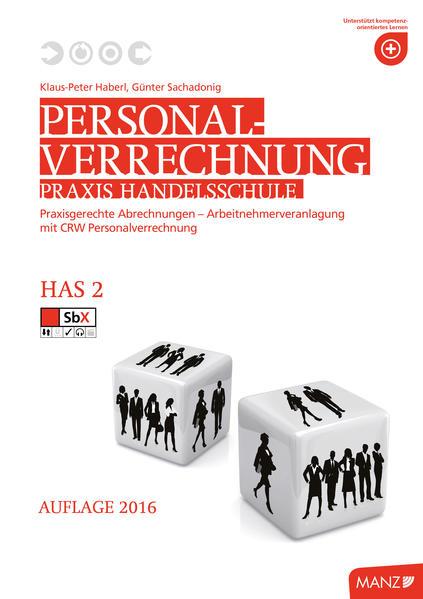 Personalverrechnung Praxis Handelsschule - Coverbild