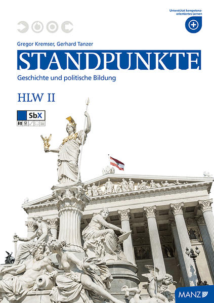 Standpunkte, Geschichte, Pol. Bildung HLW II - Coverbild
